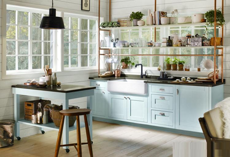 Small Kitchen Interior Planning - Fp Enjoy Living